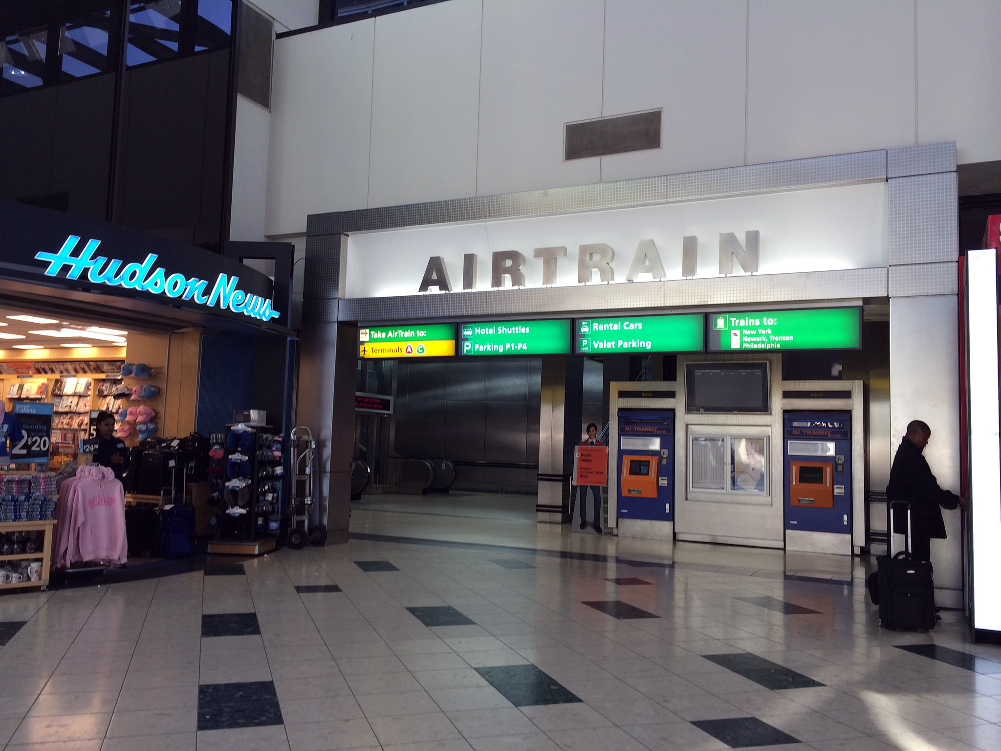 Newark Liberty International Airport To New York